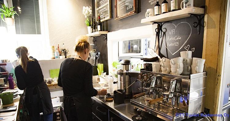 Aatos Café Porvoo Vanha 123