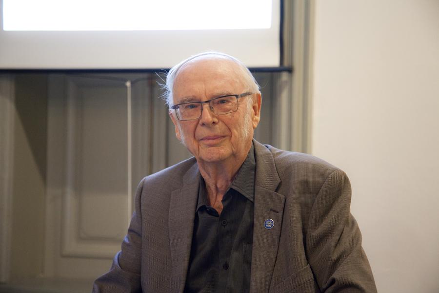 opetusneuvos Erkki Nieminen