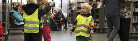 Itsenäisyyspäivän Etkot -kirjastotanssit Porvoon pääkirjastossa 5.12.2017