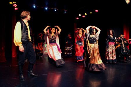 Porvoon Teatteri Makar Tsudra 2014