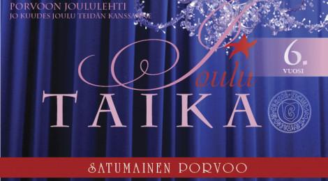 Porvoon joululehti, JouluTaika 2016
