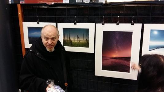 Tero Marin Silence speaks -valokuvanäyttely