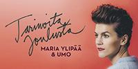 UMO Maria Ylipää Tarinoita Joulusta, konsertti Porvoon tuomiokirkossa 9.12.2017