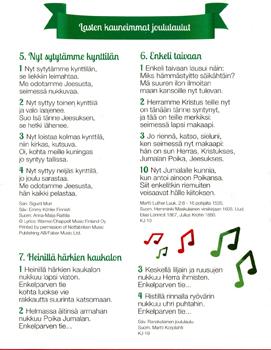 joululaulut2_SuomenLähetysseura