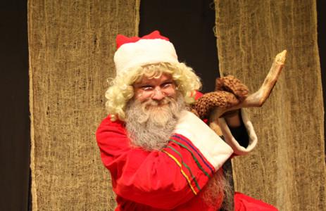 Pukki tuo joulun Porvooseen