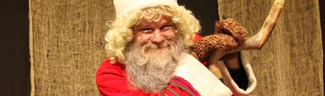 Joulupukki Porvoon Teatteri