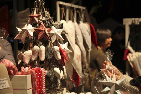 Taidetehtaan joulumarkkinat 2016
