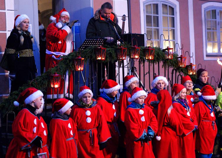 Vanhan Porvoo jouluavaus