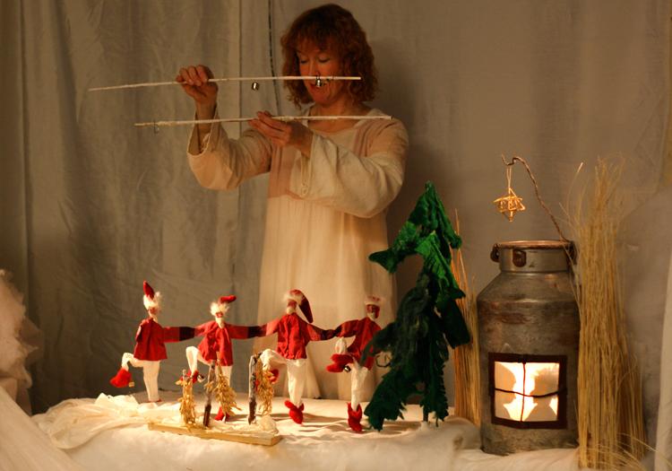 pikkupeikon joulu