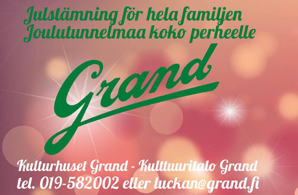 Kulttuuritalo Grand