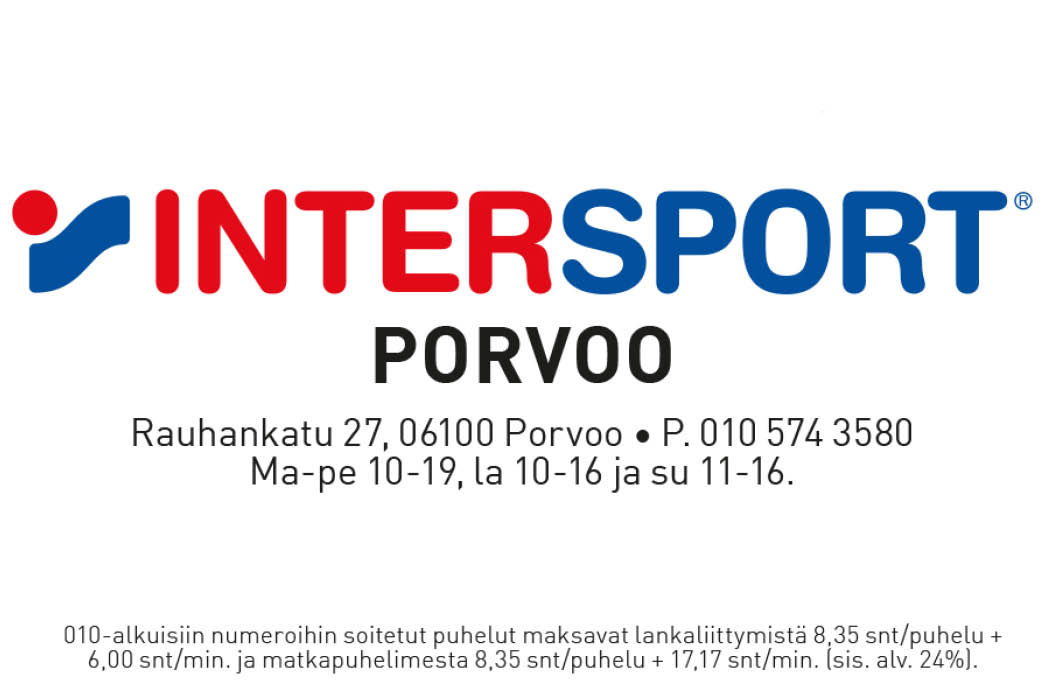 Intersport Porvoo