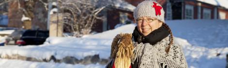 Joulukävely - Opastettu kävelykierros Vanhassa Porvoossa.