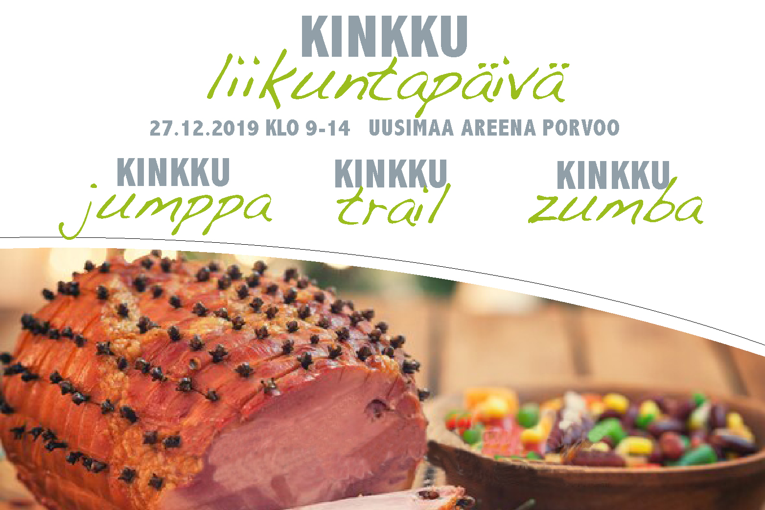Kinkkutrail 27.12.2019 Uusimaa Areenalla