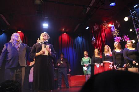 Porvoon Teatteri pikkujouluvariete euroviisut 2016