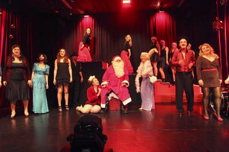Porvoon Teatteri pikkujouluvariete 2016