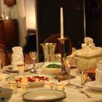 Porvoon museon joulu, Holmin talo