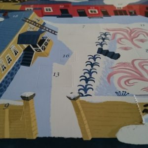 Runebergin kodin joulukalenteri