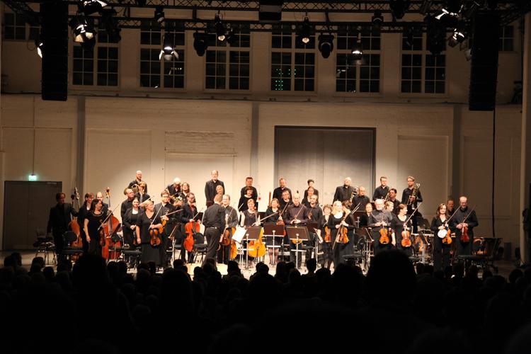 Porvoon Taidetehtaan Avanti-salissa kuullaan useita joulukonsertteja.