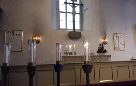 Ensimmäinen adventti Porvoon tuomiokirkossa 27.11.2016