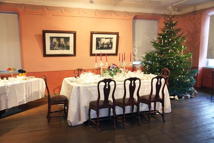 Joulupöytä, Porvoon Vanha raatihuone