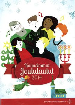 Kauneimmat joululaulut vihkonen 2014