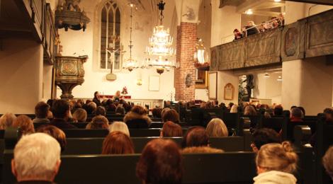 Kauneimmat joululaulut Porvoon tuomiokirkko