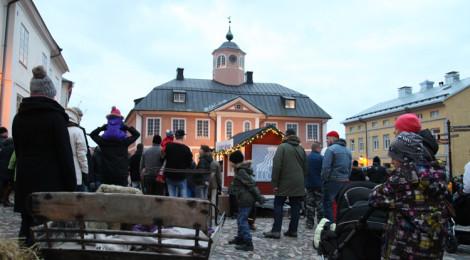 Vanhan Porvoon joulunavajaiset